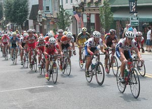Mt. Holly - Smithville Bicycle Race