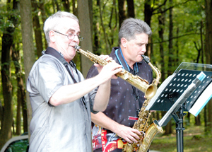 The Clazzical Saxophone Quartet
